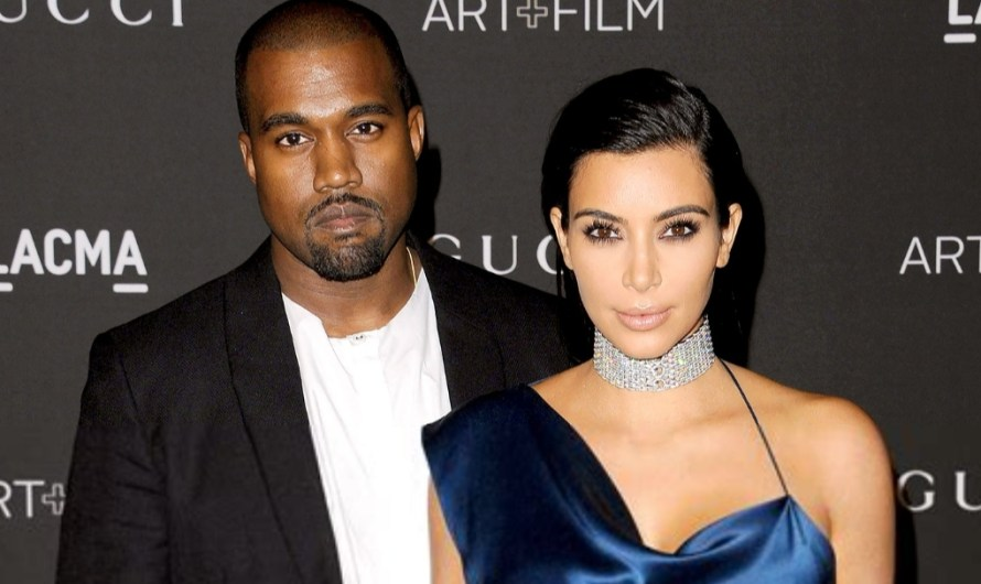 Kanye West says Kim Kardashian will make an amazing First Lady