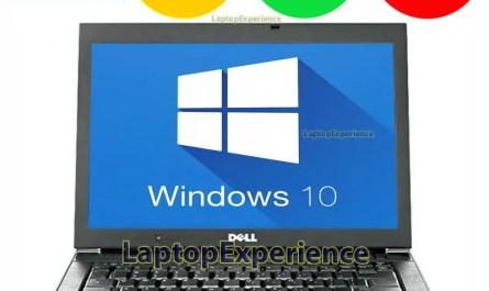DELL LAPTOP LATiTUDE WINDOWS 10 CORE 2 DUO 4GB RAM WIN DVD WIFI PC HD COMPUTER