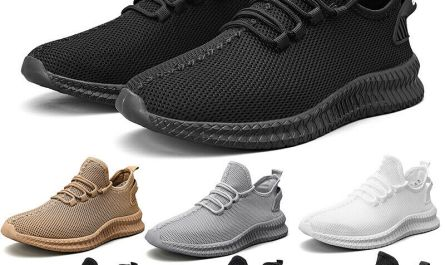 Men's Casual Shoes Running Tennis Athletic Sports Jogging Walking Gym Sneakers