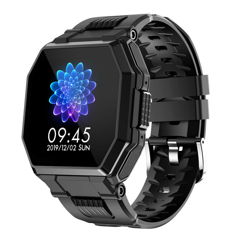 Smart Watch for iPhone Android Samsung LG Bluetooth Waterproof Fitness Tracker