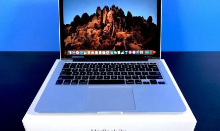 "Apple MacBook Pro 13"" Retina Laptop   256GB SSD   MacOS   3 YEAR WARRANTY!"