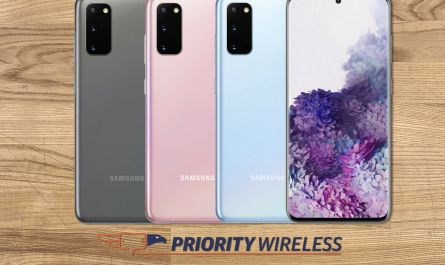 Samsung Galaxy S20 5G 128GB Unlocked Smartphone
