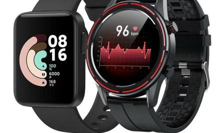 Xiaomi Mi Watch Lite Smart Watch Bluetooth Waterproof Heart Rate KUMI Magic GT3