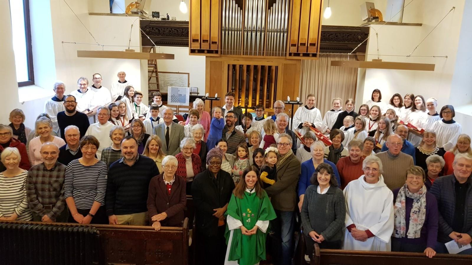 St Thomas' Congregation