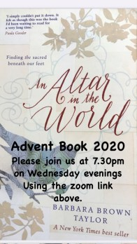 Advent discussion poster