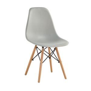 ART Wood καρέκλα ΞύλοPP Γκρι