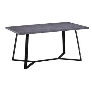 Arison τραπέζι Ξύλο Cement  160×90