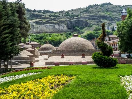 Quartier des bains de Tbilissi