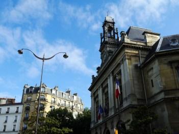Mairie du XXe arrondissement