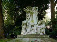 Monument à gambetta