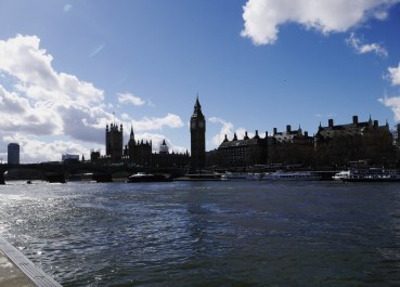Tamise, Londre