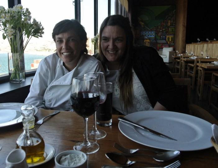 La Cheffe Carolina et Maria José, la manager