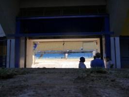 Barrio La Boca, Buenos Aires : Stade de Boca Junior