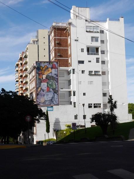Fresques street-art, Rosario