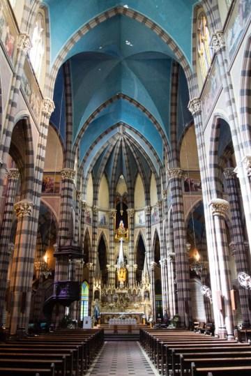 Eglise du Sacrée-Coeur (des Capucins)