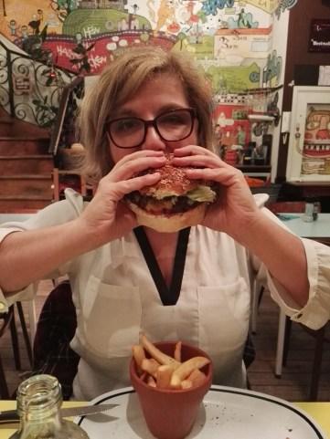Burger à gogo!