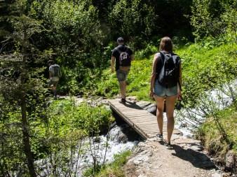 Randonnée depuis Rinerhorn
