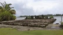 Marae Raururu, Huahine