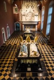 Tombeaux des Ducs de Bourgogne, Musée des Beaux-Arts, Dijon