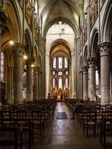 L'église Notre-Dame de Dijon
