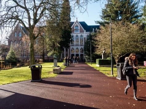 Bâtiment de l'Université catholique de Lille