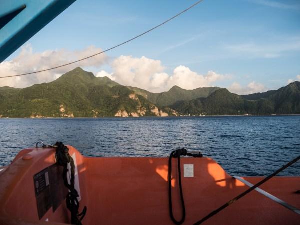 Epress des îles pour la Dominique