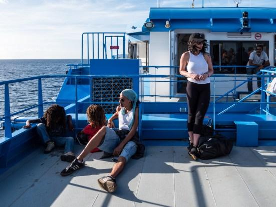 Express des Îles pour la Dominique