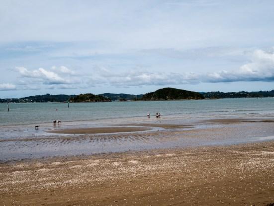 Paihia, sur la route de Waitangi