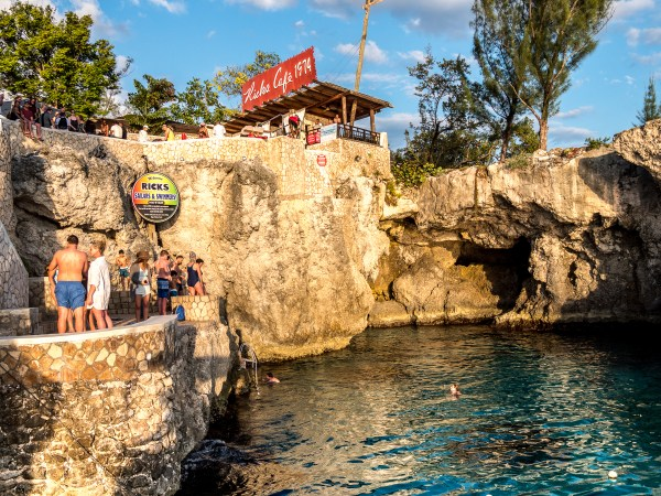 Rick's Café, Jamaïque