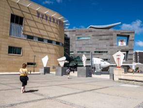 Wellington, Musée Te Papa