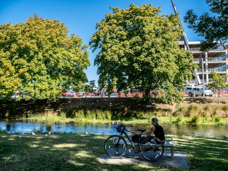 Rivière Avon, Christchurch