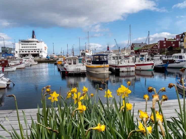 Port de Tórshavn