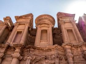 "Le ""Deir"", le Monastère, Petra"