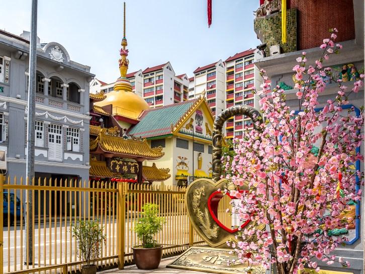 Leong Sang See Temple
