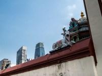 Sri Mariamam Temple, Singapour