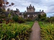 Les jardins de Cawdor Castle