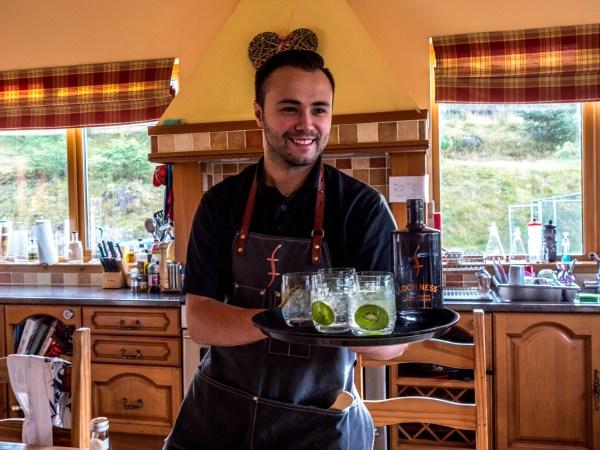 Gin & Tonic, Loch Ness Spirit