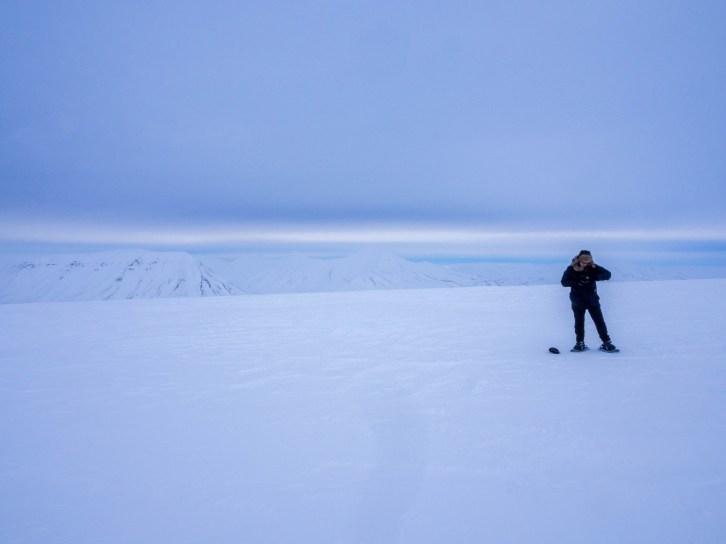Foxfonna, Svalbard