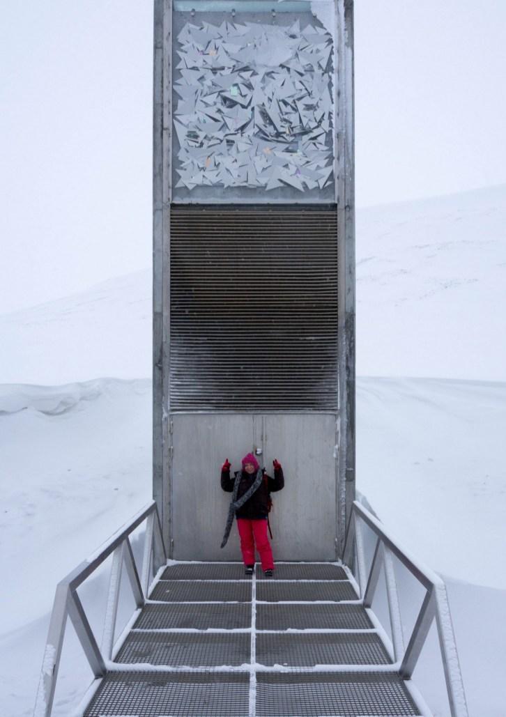 Seed Vault,,, Svalbard