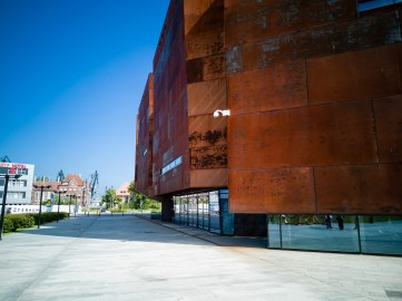 Musée Solidarnosc, Gdansk