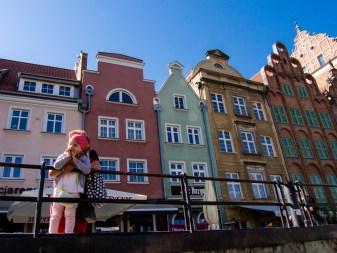 Gdansk, la vieille ville