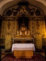 Intérieur de l'église de Pont en Royans, Vercors