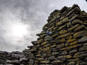 Jarlshof, Îles Shetland