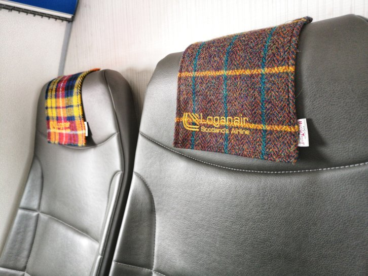Logan Air vers les Shetland