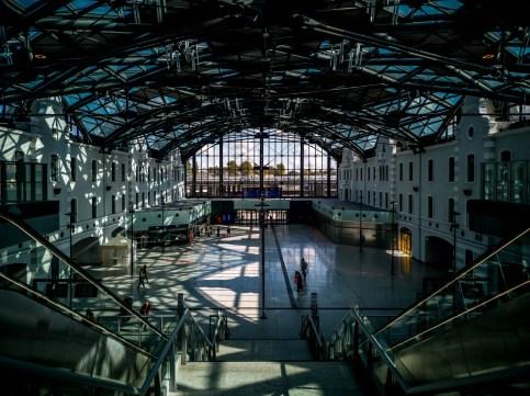 Gare centrale Lodz (2)