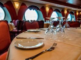 "MSC Orchestra :Restaurant ""Villa Borghese"""