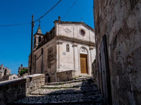 Sasso Barisano, Matera