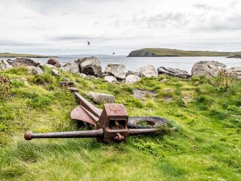 Melby Beach Shetland-1