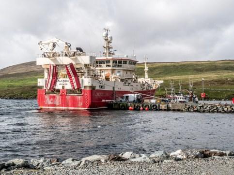 Northmavine Shetland