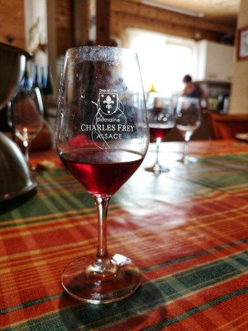 Vins d'Alsace : Domaine Charles Frey